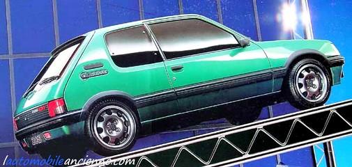 205 GTI Griff 2