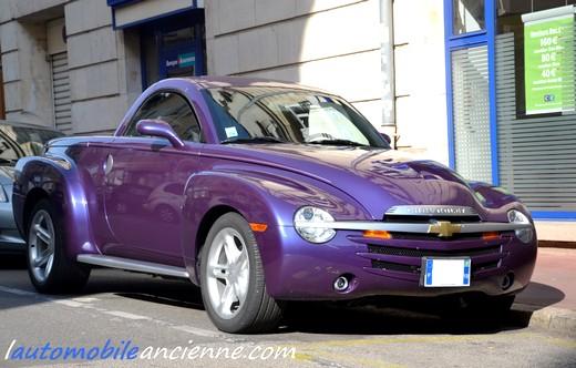 Chevrolet SSR (1)