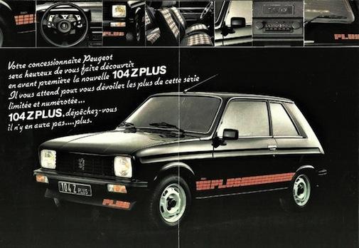 Peugeot 104 Plus (add)