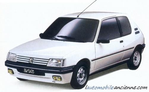 Peugeot 205 XS (6)
