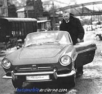 Renault Dauphine GT (Ghia) 03