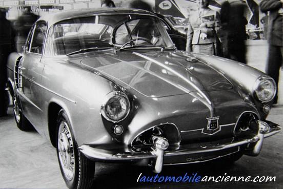 Renault dauphine sport frua (1)