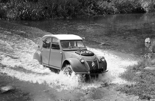 Citroën 2CV Sahara (2.1)