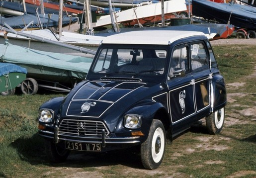 Citroën Dyane Caban (é)
