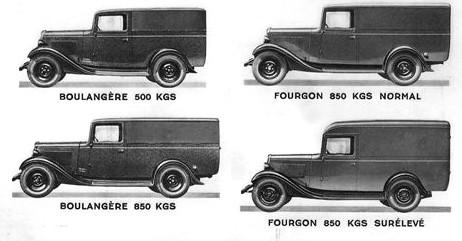 Citroën Rosalie fourgon (1)