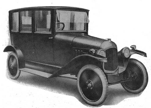 Citroën Type A (1)