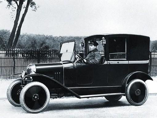 Citroën Type A landaulet (1)