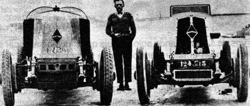 Renault 40CV record 1925 & 1926 (1)