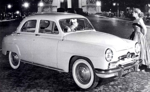 Simca Aronde 1951