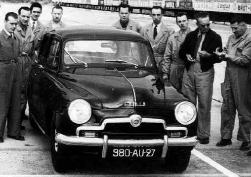 Simca Aronde Record (1953) 02