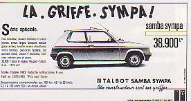 Talbot Samba Sympa (5)