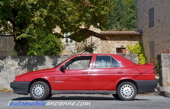 Alfa Romeo 155 Trofeo (z)