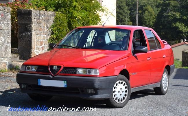 Alfa Romeo 155 Trofeo (za)
