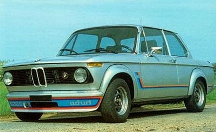 BMW 2002 Turbo gris (1)