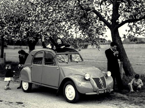 Citroën 2CV 54
