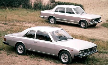 Fiat 130 coupé et berline