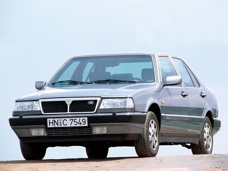 Lancia Thema V6 1988