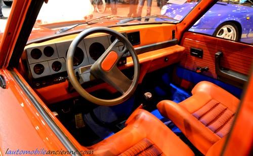 Renault 5 Turbo intérieur gandini (2)