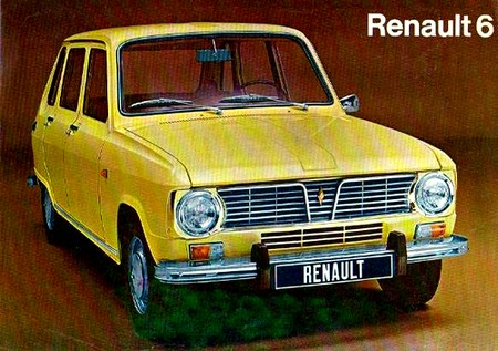 Renault 6 1968 1980 l 39 automobile ancienne for Renault 6 interieur