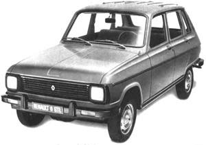 Renault 6 Argentine