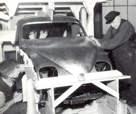 Saab 92001 - assemblage 01