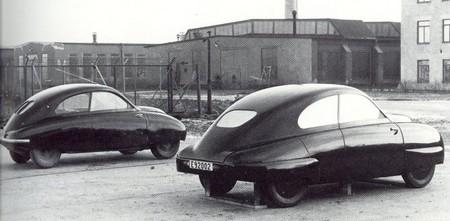 Saab 92002 et 92001