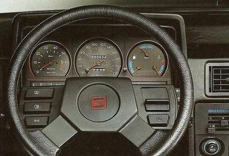 Seat Ibiza SXI - compteur (1)