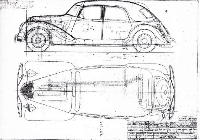 projet VGD bertoni 1938