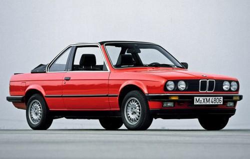 BMW E30 cabriolet Baur (1)