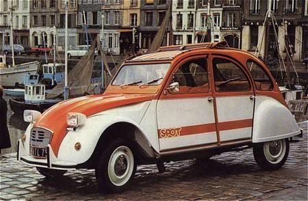 Citroën 2CV Spot (3)