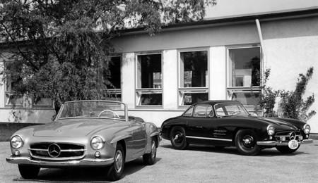 Mercedes 190SL & 300SL