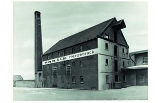 Miele usine 1899