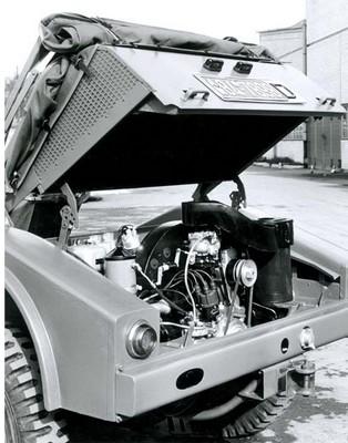 Porsche 597 - moteur (1)