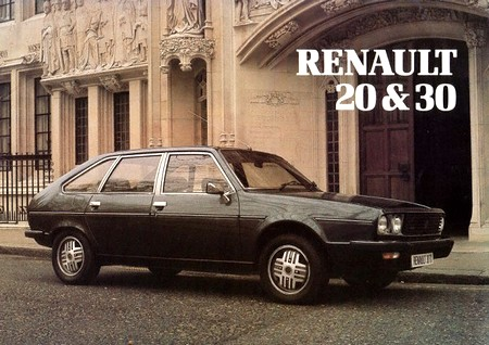 Renault 30 1975 1983 Lautomobile Ancienne