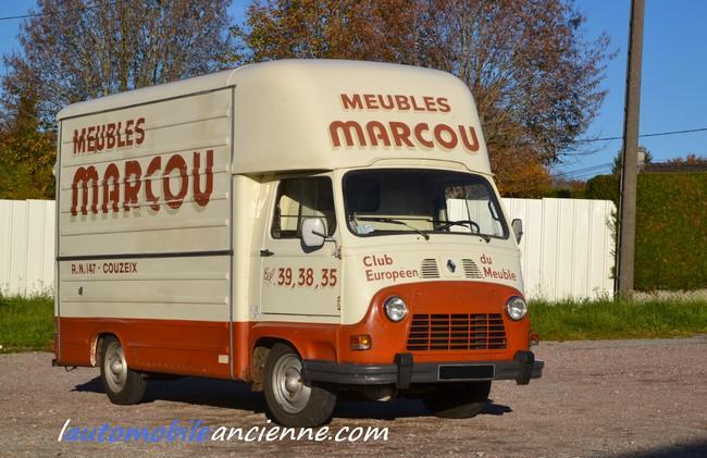 Renault Estafette meubles Marcou (1)