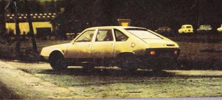 Renault projet 127 (R30)
