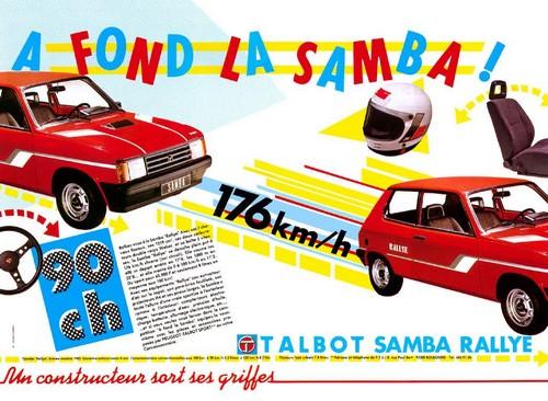 Talbot Samba Rallye - pub (1)