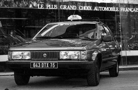 Talbot Tagora Taxis (1)