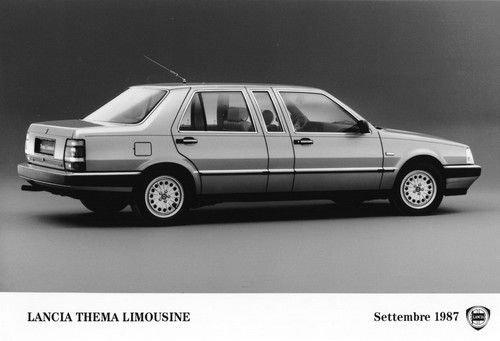 lancia thema limousine (2)