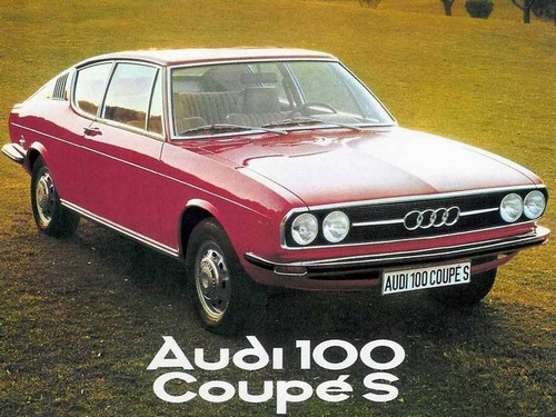 audi 100 coup s 1970 1976 l 39 automobile ancienne. Black Bedroom Furniture Sets. Home Design Ideas