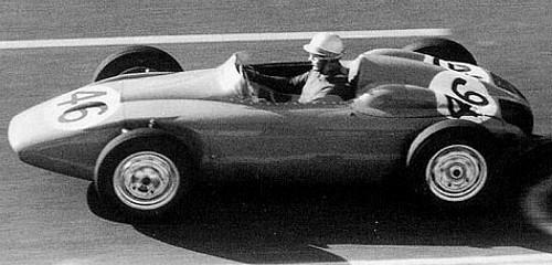 Behra-porsche 718 F1 - 1959