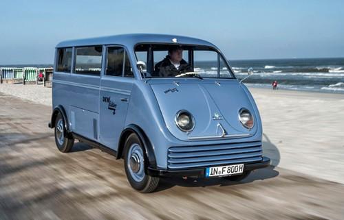 DKW elektrowagen (copyright Audi Heritage)