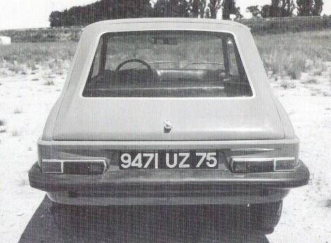 Simca 1100 cardin (2)