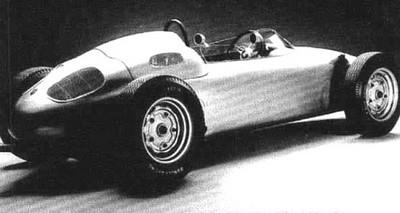 porsche 718 F2 - 1958