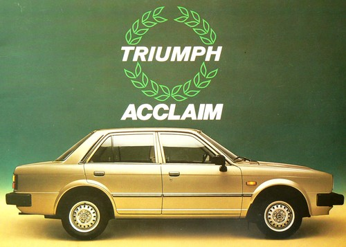 triumph acclaim (3)