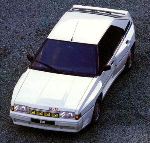 Citroën BX 4 TC (1