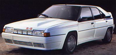 Citroën BX 4 TC (2)