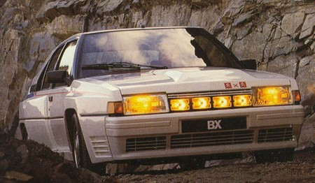 Citroën BX 4 TC (4)