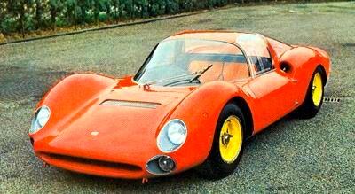 Dino 166P - 1965