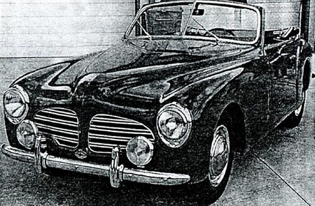 Fiat 1100 pininfarina